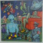 Antonio vitale, Pop Surrealismo, Pop Surrealism, low brow