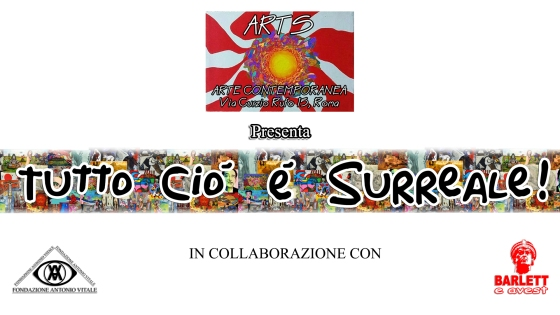 Evento tutto ciò è surreale_Fb